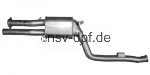 MB W211 S211 E280 E320 CDI Dieselpartikelfilter
