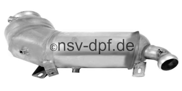 MB W211 S211 E320 CDI Dieselpartikelfilter