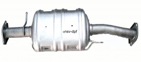Ford Kuga Dieselpartikelfilter Generalüberholt