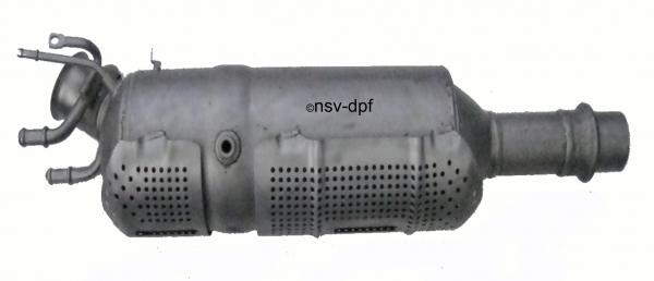 Peugot 307; 2,0 HDI Partikelfilter