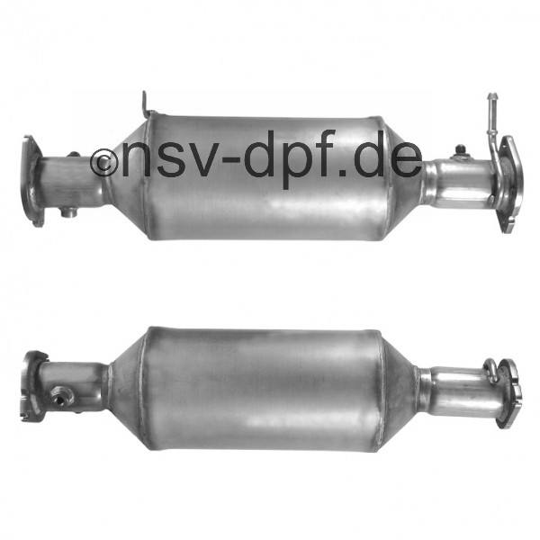 Ford Mondeo TDCi 2.0l - 2.2l / 66 - 114 KW Dieselpartikelfilter
