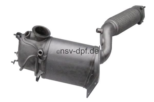 Dieselpartikelfilter VW 7N0.131.765