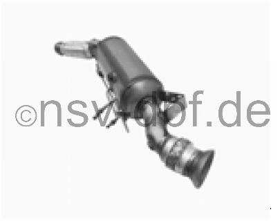 MB Sprinter 210 / 213 / 216 / 310 / 316 / 416 2.1l / 70 - 95 - 120 KW Dieselpartikelfilter