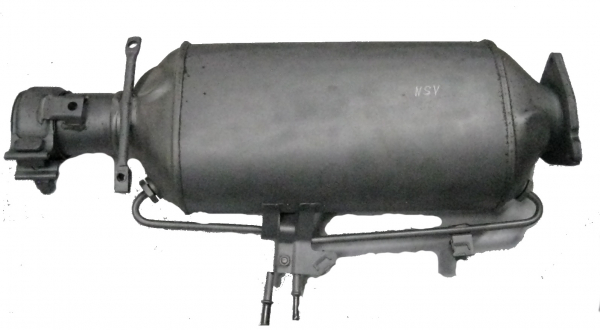 Land Rover Discovery DPF generalüberholt