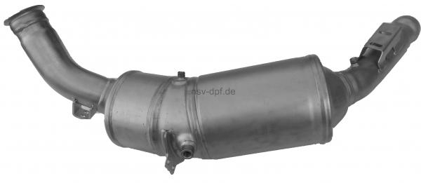 MB S320 CDI (L) / S350 CDI (L) 3.2l - 3.5l Dieselpartikelfilter