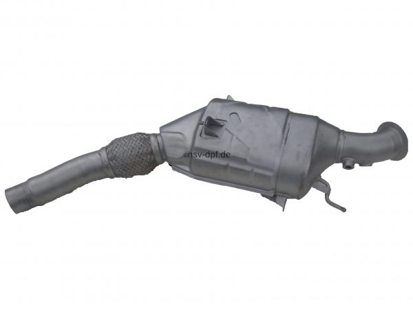 BMW X3 2.0l D Dieselpartikelfilter