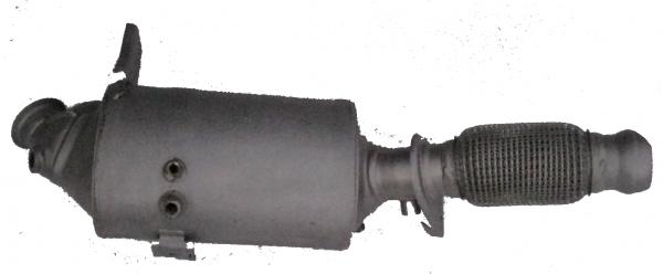 VW Amarok 2H0 DPF Dieselpartikelfilter generalüberholt