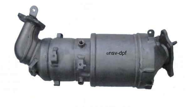 Honda ACCORD 2.2 Dieselpartikelfilter