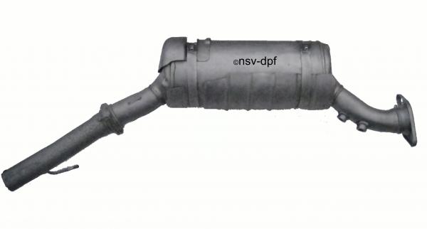 Suzuki Vitara Dieselpartikelfilter DPF