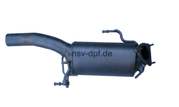 Dieselpartikelfilter VW 7L6.131.709.F 5,0TDI V10 rechts