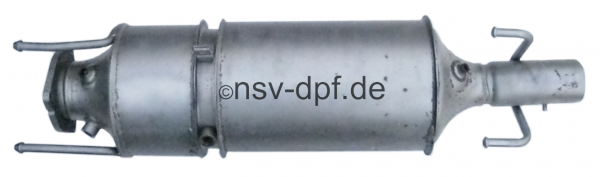 Dieselpartikelfilter 135.653.70.80