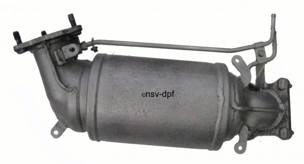 Honda Civic 2,2 Dieselpartikelfilter DPF