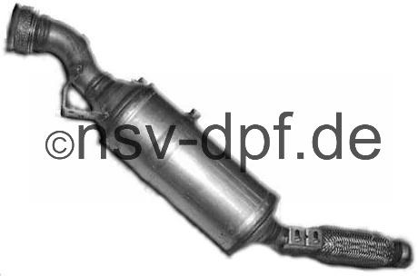 MB Sprinter 310 CDI / 313 CDI / 316 CDI / 510 CDI Dieselpartikelfilter