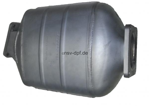 BMW X3 2.0l D / 110KW Dieselpartikelfilter