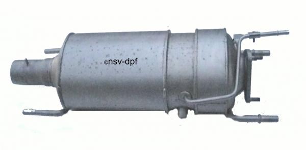 Opel Vectra Dieselpartikelfilter Generalüberholt