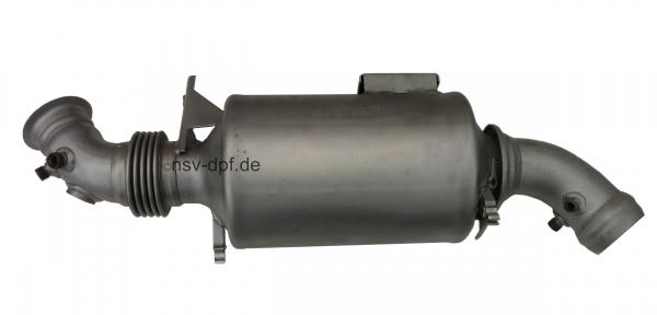 VW Crafter 2.5l / 65 - 80 - 100 - 120 KW Dieselpartikelfilter