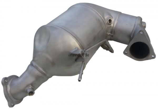 Audi A4 A5 3.0TDI 239 PS Dieselpartikelfilter