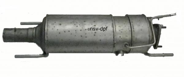Fiat Dieselpartikelfilter