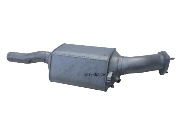 Audi A6 2.7l / 120 - 140 KW 3.0l / 176 KW Dieselpartikelfilter