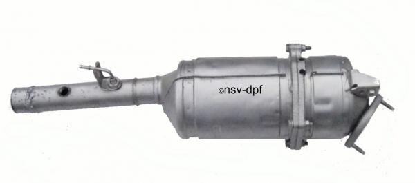Renault Scenic Dieselpartikelfilter