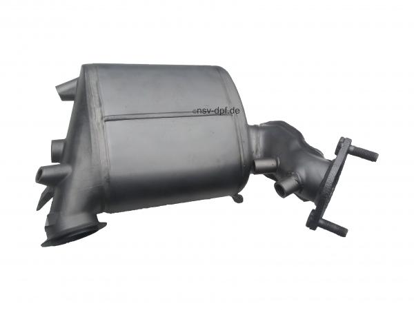 VW Caddy 2,0 TDI Dieselpartikelfilter