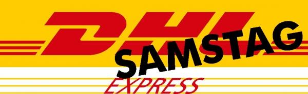 DHL Express Versand Samstags Zuschlag national