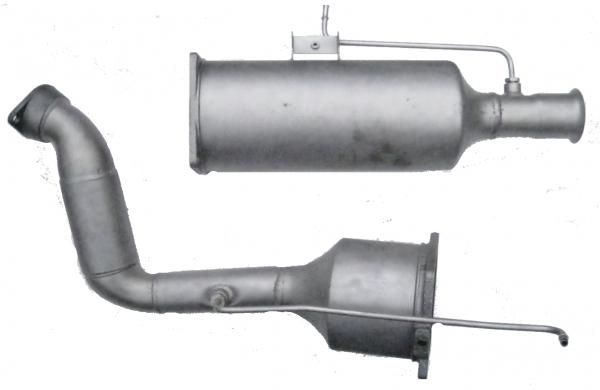 Citroen C8 DPF generalüberholt