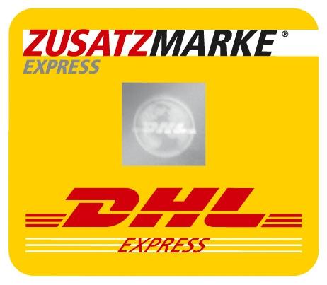 DHL Express Versand bis 20 Kg national
