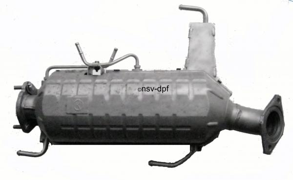 Mazda 7 Dieselpartikelfilter