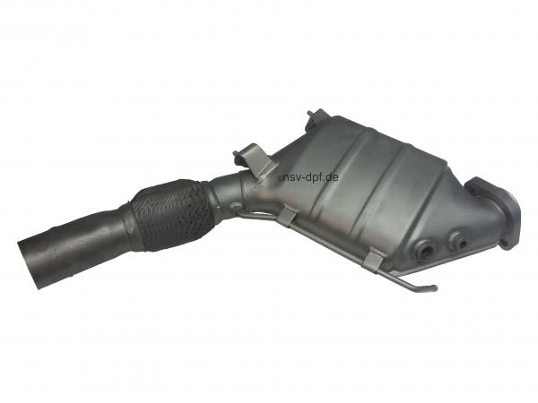 BMW 525d 530d - Xd / E60 / E61 (Automatik) Dieselpartikelfilter