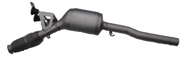 VW T5 4x4 DPF generalüberholt