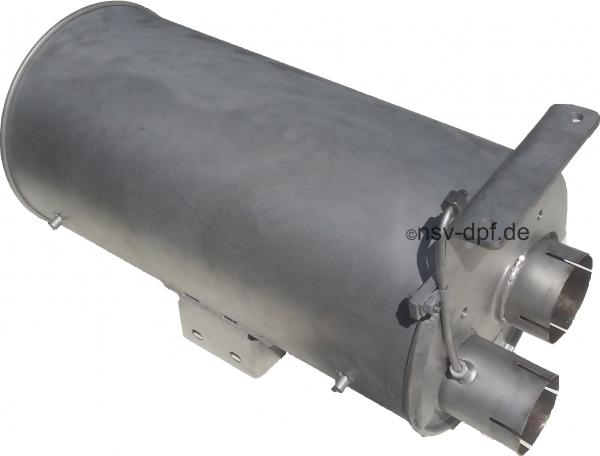 MAN Dieselpartikelfilter