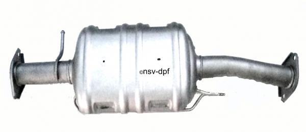 Mercedes R320, W251 Dieselpartikelfilter DPF