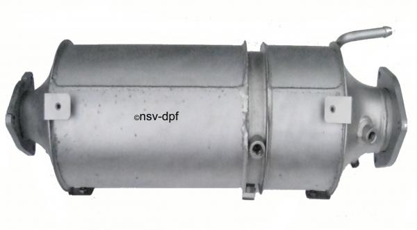 Iveco BM11096H Dieselpartikelfilter DPF