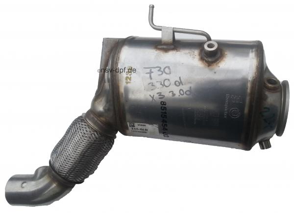 BMW Dieselpartikelfilter 3,0l 190KW